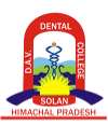 dav dental college logo